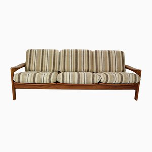 Dänisches Sofa mit Gestell aus Teak von Niels Bach, 1960er