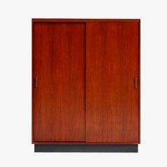 Wooden Wardrobe by Alfred Hendrickx for Belform
