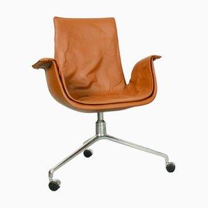 Mid-Century Desk Chair by Preben Fabricius & Jørgen Kastholm for Kill International