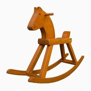 Cavallo a dondolo di Kay Bojesen, anni '60