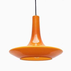 Mid-Century Tulip Glass Pendant Lamp from Peill & Putzler, 1960s