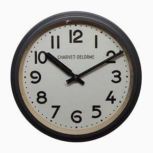 Horloge de Charvet Delorme, années 50