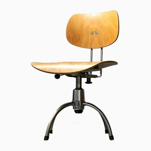 Mid-Century SE 40 Swivel Chair by Egon Eiermann for Wilde+Spieth