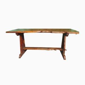 Esstisch aus Eibenholz, 1960er