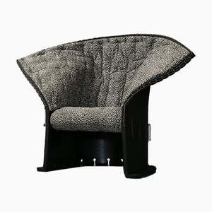 357 Feltri Lounge Chair by Gaetano Pesce for Cassina, 1980s