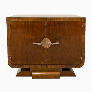 Art Deco Auxiliary Sideboard, 1930s