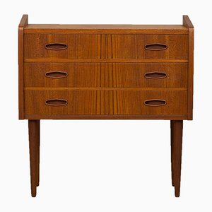 Danish Sculptural Chest, 1960s