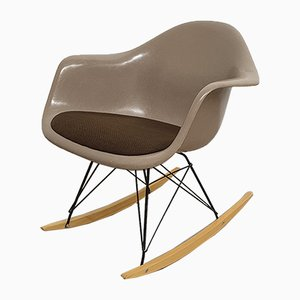 Glassfiber RAR Rocking Chair by Charles & Ray Eames for Herman Miller, 1970s