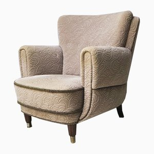 Danish Art Deco Armchair, 1930s