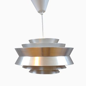 Trava Ceiling Lamp by Carl Thore and Sigurd Lindkvist for Granhaga Metallindustri, 1960s