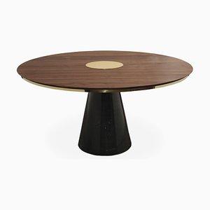 Mesa de comedor Bertoia oval de Essential Home