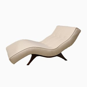 Chaise Lounge par Adrian Pearsall pour Craft Associates, 1962