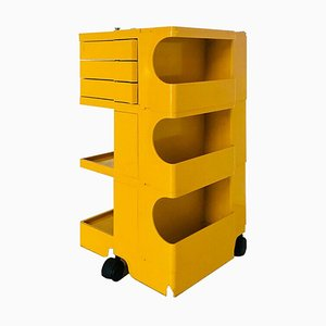 Office Drawer Unit by Joe Colombo for Bieffeplast, 1970s