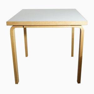 Tavolo da pranzo di Alvar Aalto per Artek, anni '90