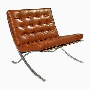 Barcelona Lounge Chair by Ludwig Mies van der Rohe for Knoll Inc. / Knoll International, 1964