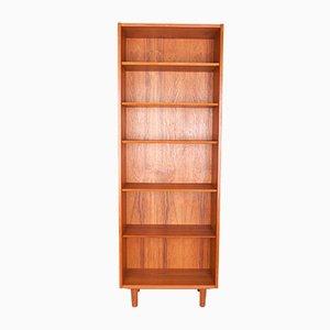 Dänisches Bücherregal aus Teak von Carlo Jensen Hundevad & Co., 1960er