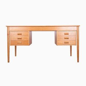 Dänischer Schreibtisch aus Eiche von Børge Mogensen Søborg Furniture, 1960er