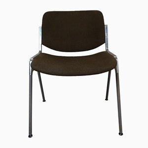 Model DSC 106 Side Chair by Giancarlo Piretti for Castelli / Anonima Castelli, 1970s