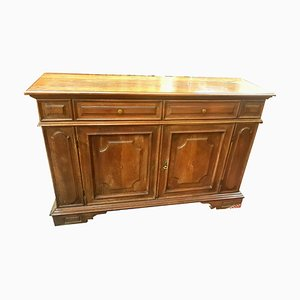 Antique Italian Walnut Sideboard