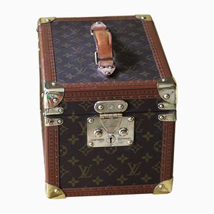 Beauty Train Case by Louis Vuitton, 1980s