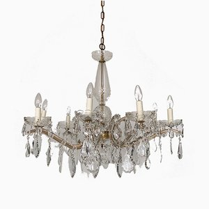 Antique Marie Therese Style Chandelier