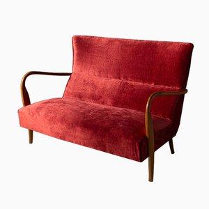 Italian Modern 2-Seat Sofa, 1950s
