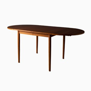 Tavolo da pranzo di Niels Otto Møller per J.L. Møllers, anni '60
