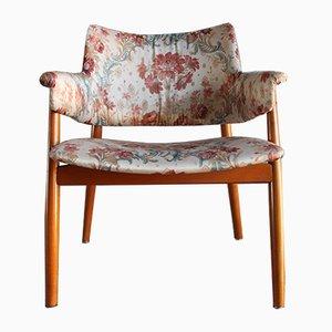 Pine Armchair, 1950s