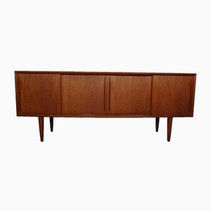 Teak Sideboard by Arne Vodder for H.P. Hansen, 1960s