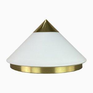 Vintage Space Age Deckenlampe von Limburg
