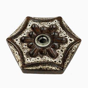 Vintage Ceramic Sconce