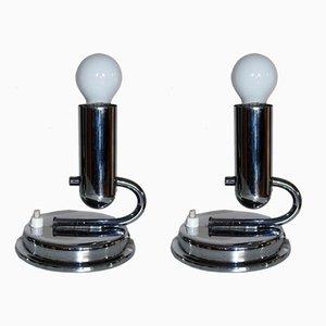 Lampes de Bureau, années 30, Set de 2