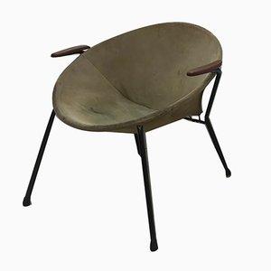 Mid-Century Armlehnstuhl von Hans Olsen