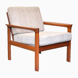 Borneo Lounge Chair by Sven Ellekaer, 1970s
