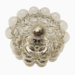 Bubble Glass Sconce by Helena Tynell for Limburg, 1960s