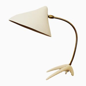 Lampada da tavolo di Louis C. Kalff per Cosack, anni '50