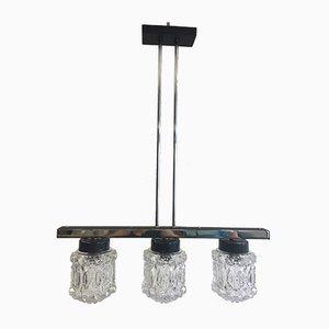 Mid-Century Deckenlampe von Elektroinstala, 1960er