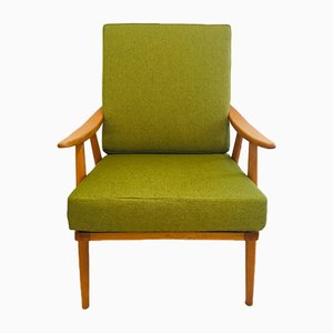 Boomerang Armchair from TON, 1960s