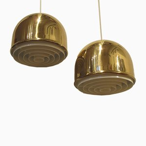 Ceiling Lamps by Eje Ahlgrens for Bergboms, 1960s, Set of 2