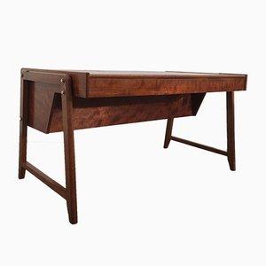 Teak Desk by Clausen & Maerus for Eden Rotterdam, 1960s