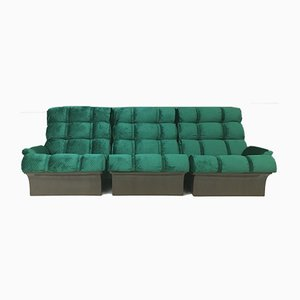 Modular Sofa from Lurashell, 1970s, Set of 3