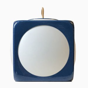 Danish Space Age Dice Pendant Lamp from Hoyrup Lamper, 1970s
