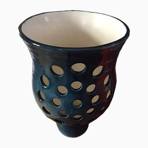 Vase Candleholder by Gerard Paturel, 1990s