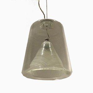 Vintage Italian Model 477 Ceiling Lamp by Laudani & Romanelli for Oluce