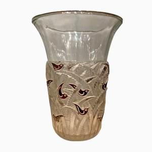 Borneo Vase by R. Lalique, 1930s