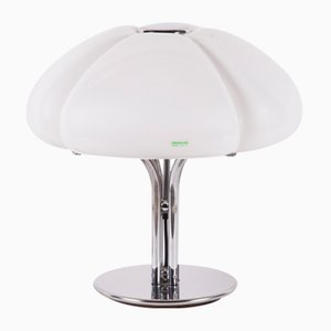 Large Quadrifoglio Table Lamp by Gae Aulenti for Guzzini, 1970s