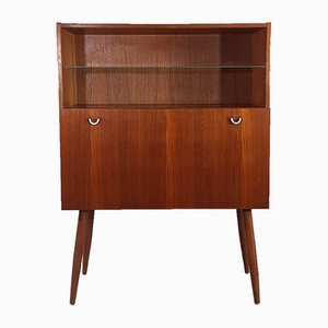Danish Teak Storage Cabinet from AEJM Møbler, 1960s