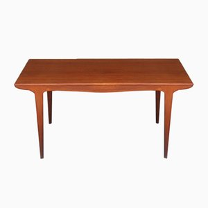 Teak Dining Table by Johannes Andersen for Samcon, 1960s