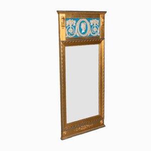 Espejo gustaviano antiguo