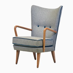Model Bambino Armchair by Howard Keith for HK Furniture, 1950s